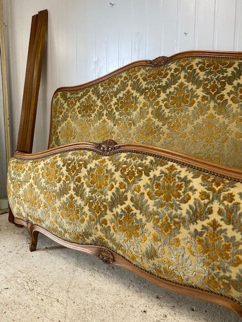 SOLD - Rare French Super King Size Bed -  ha155
